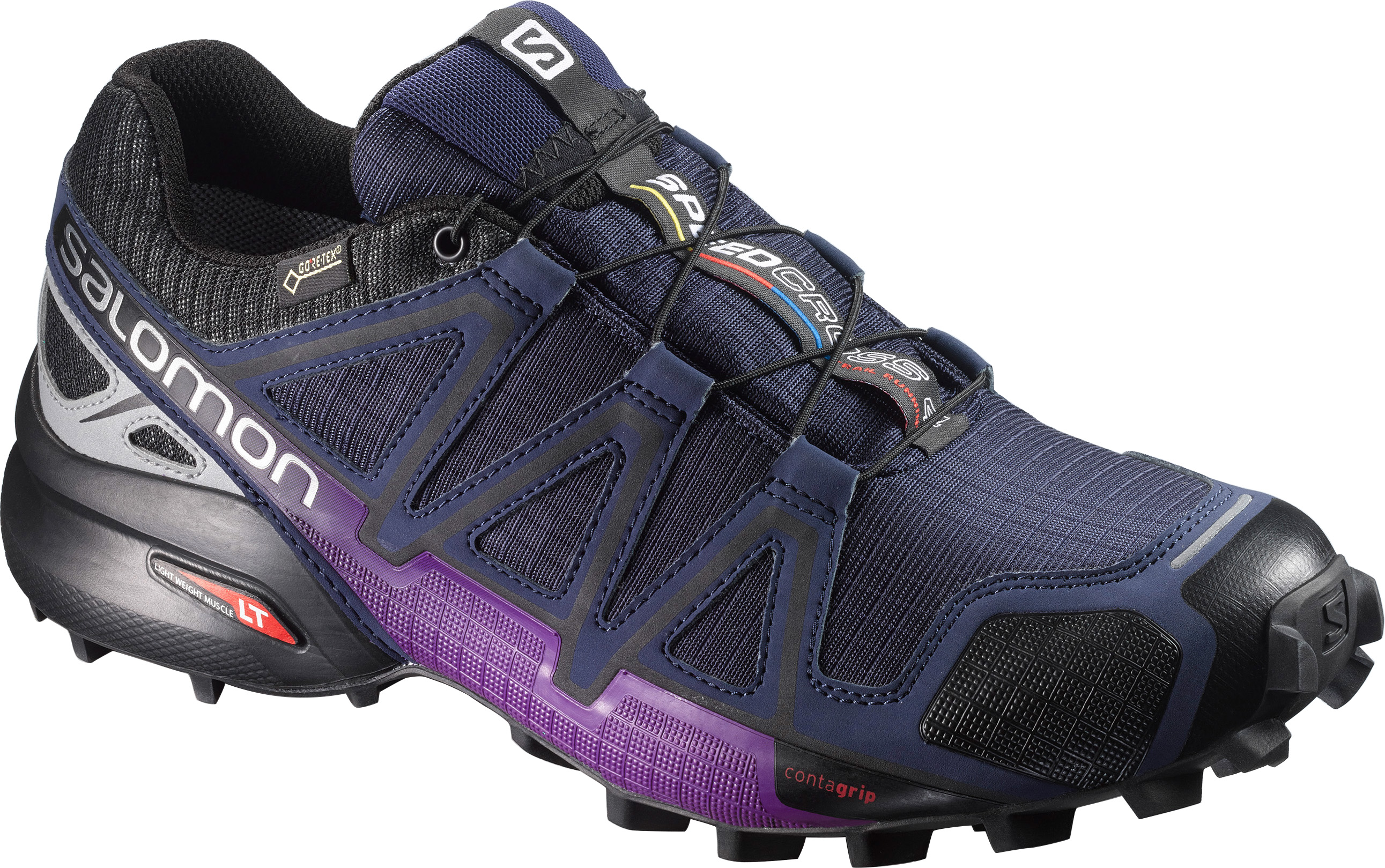 Salomon Speedcross 4 Nocturne GTX W 394457 40,6