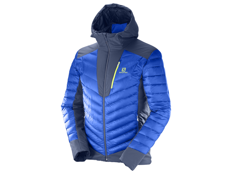 Salomon S-Lab X Alp Down Hoodie 397830 modrá XL