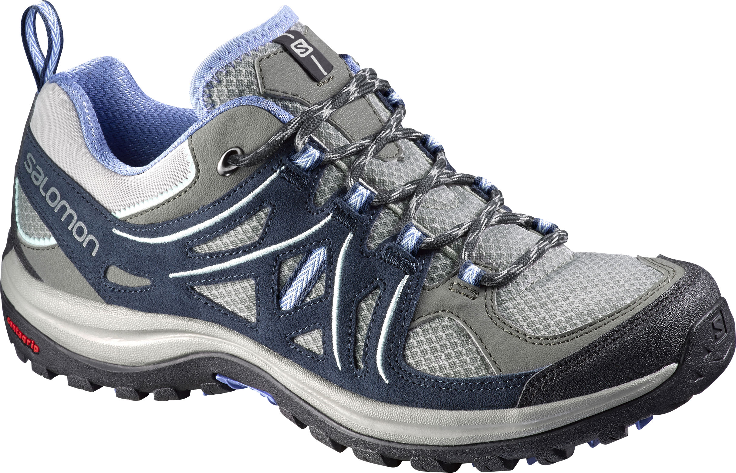 Salomon Ellipse 2 Aero W 379206 šedá 38,6