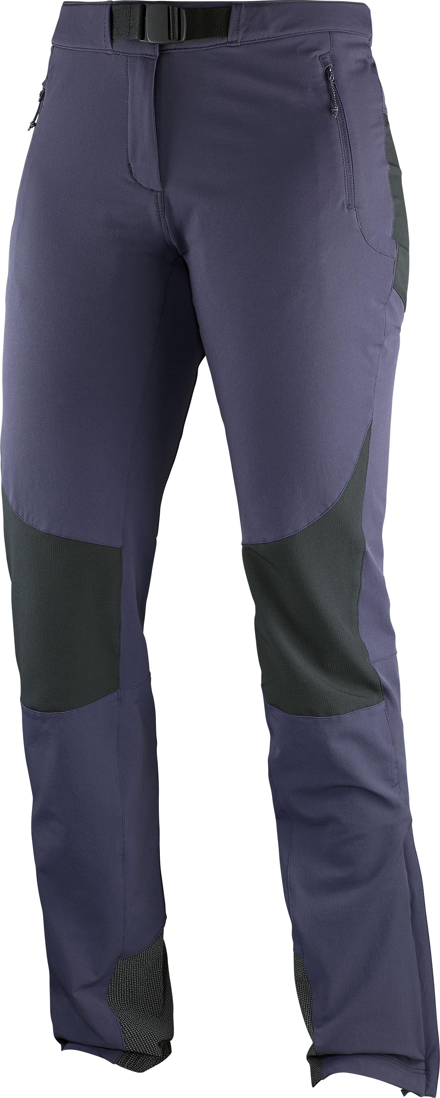 Salomon Wayfarer Mountain Pant 379768 fialová 32