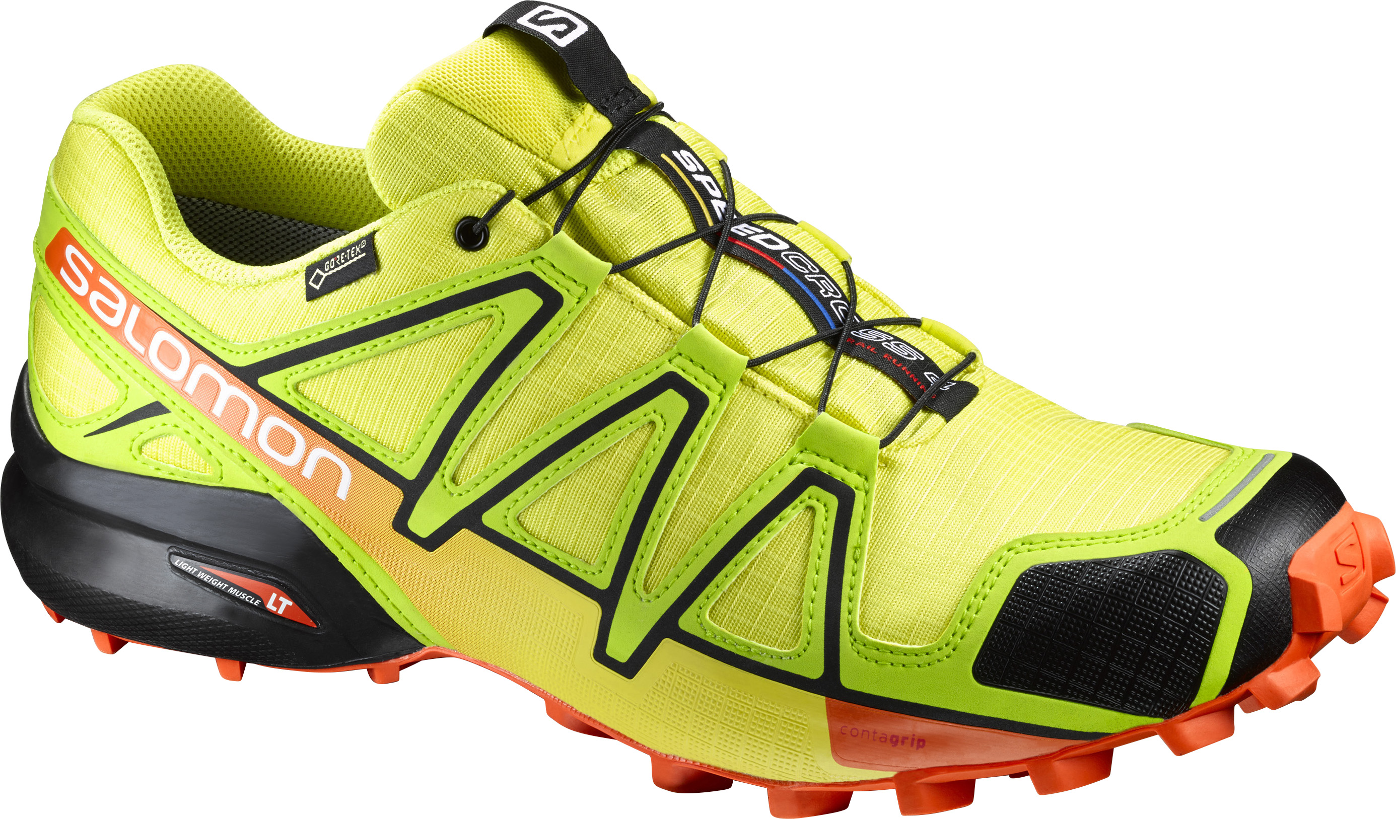 Salomon Speedcross 4 GTX 392396 zelená 42,6