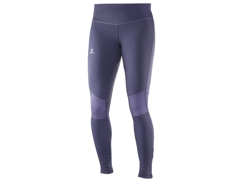 Salomon Elevate Warm Tight W Nightshade 382536 XL