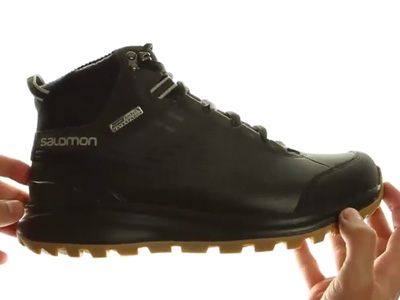 Salomon Kaipo CS WP 2 Black 390590